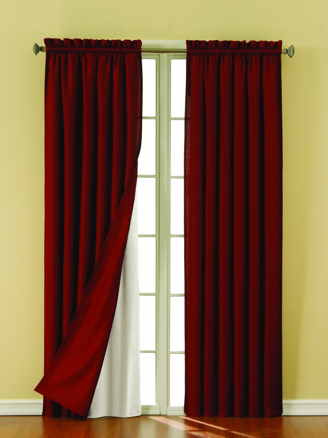 Navy And Grey Curtains Horse Blackout Curtains